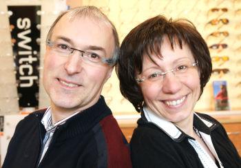 Samuel und Heike Ulbrich